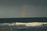 Rainbow in the Ocean
